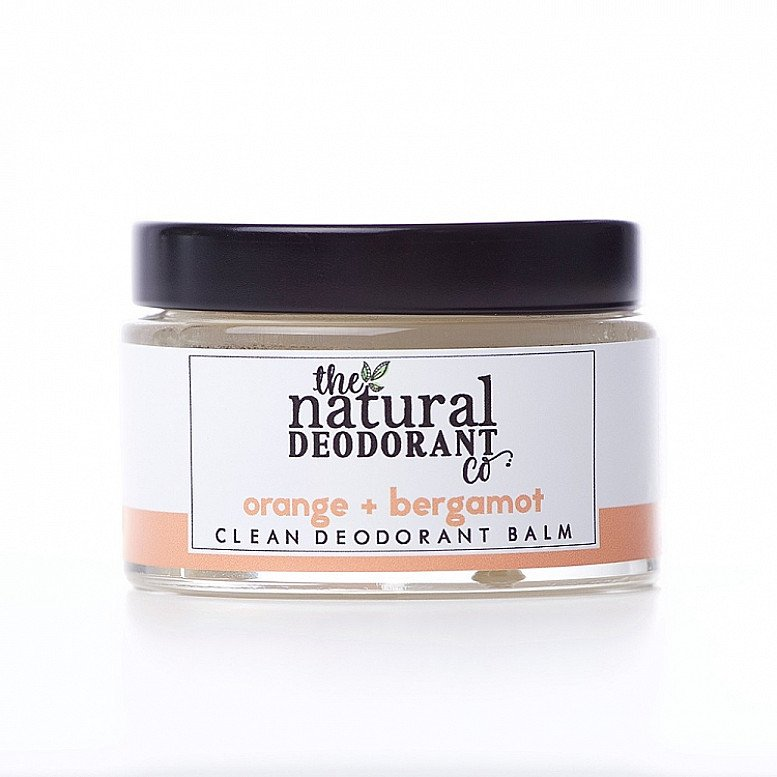 Buy one get one half price on all The Natural Deodorant Co. products!