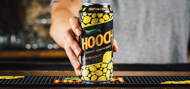 SALE - Hoola Hooch! 12x 500ml Bottles