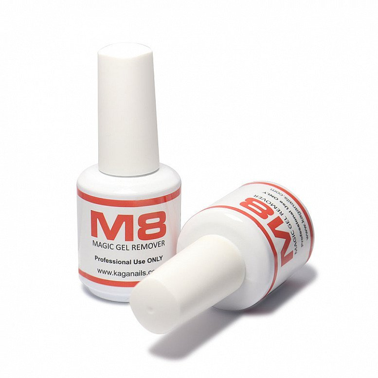 Win a bottle of M8 nail gel remover by Kaga Nails with Limitless Benefits