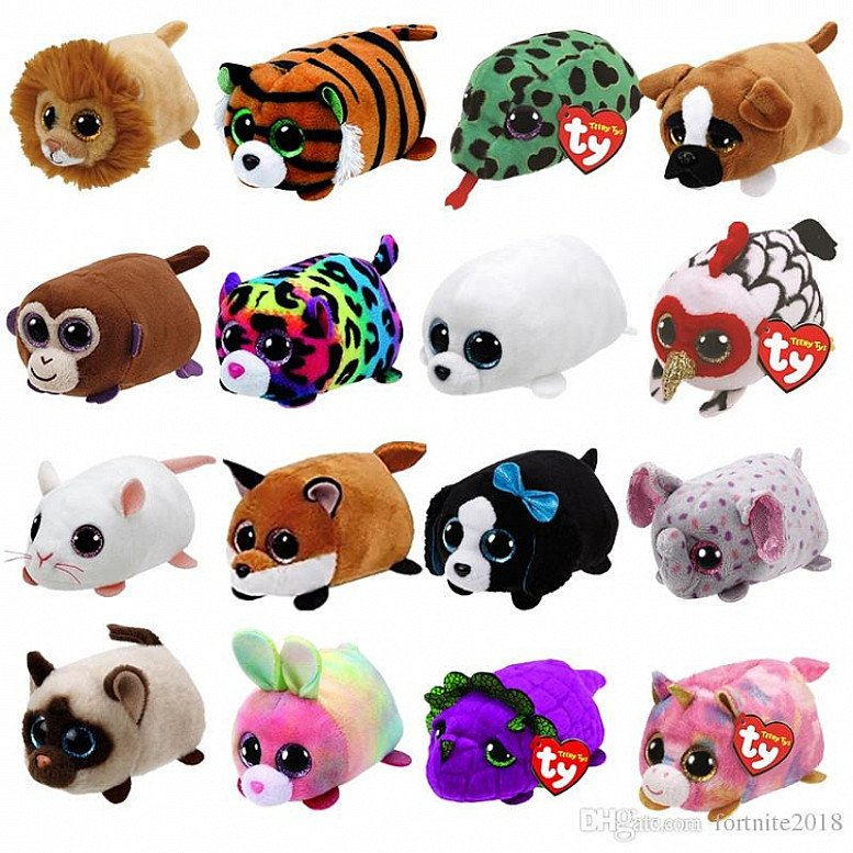 Up to 25% OFF TY Beanie Boo, JoJo Siwa, Pusheen, Minnie and many other brands!