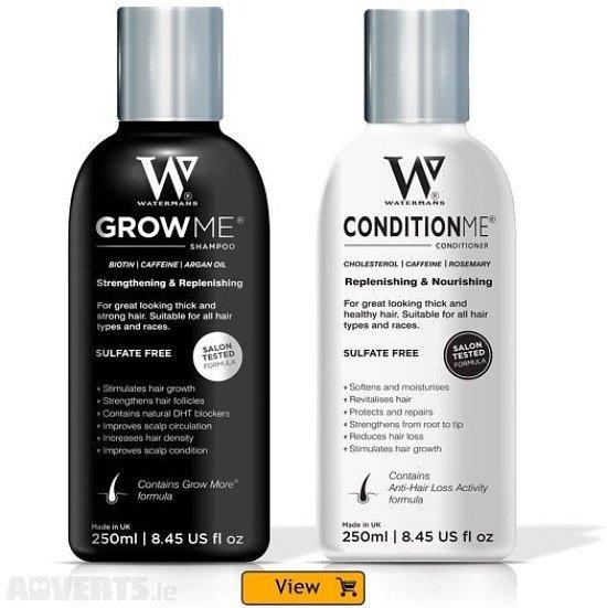 WIN: Watermans Hair Growth Pack