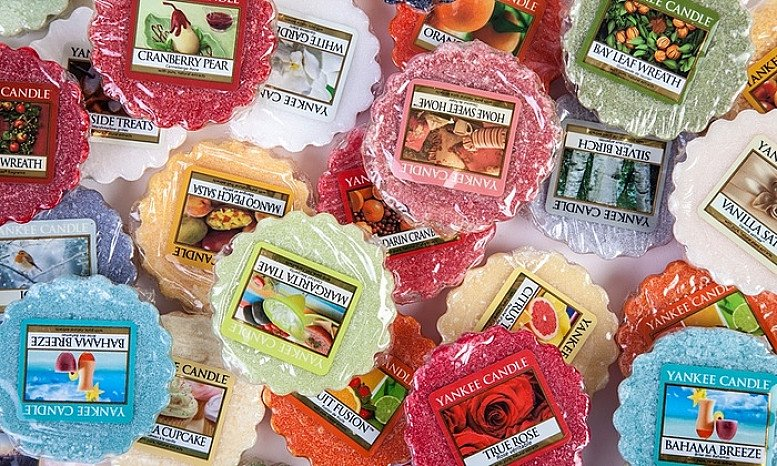 25% off Yankee Candle Wax Melts