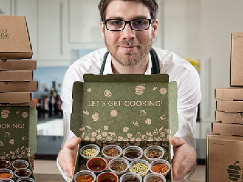 Get Your first Simply Cook Box For £1.00