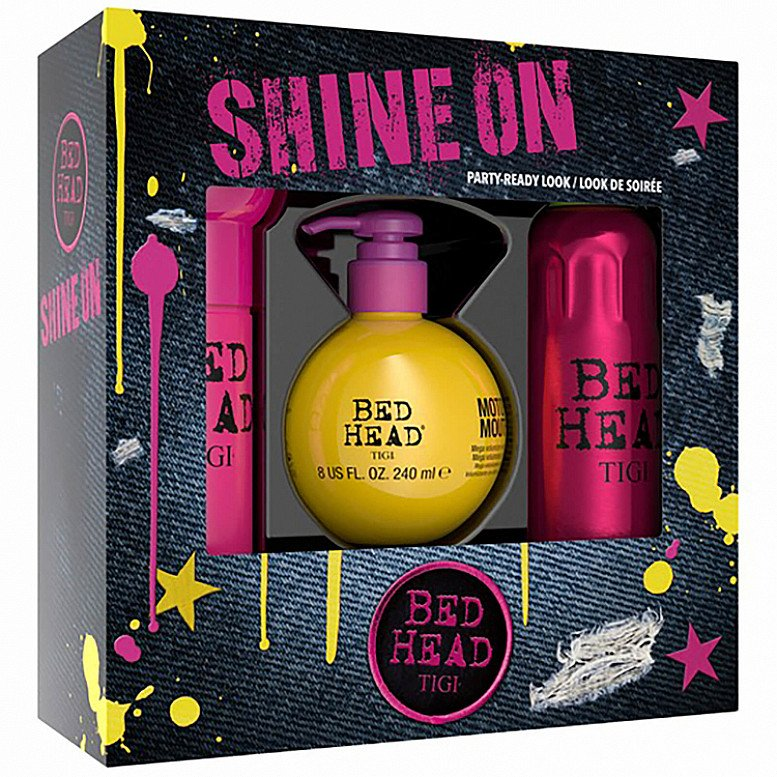 Get the ultimate ticket to luscious locks with the limited Edition TIGI Bedhead Value box!