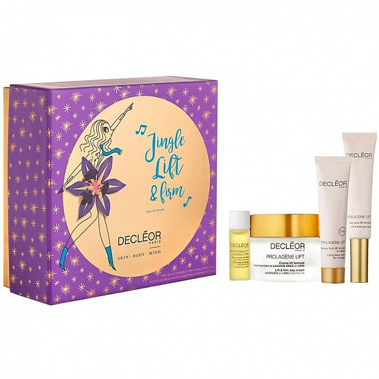 Free Decléor Lift & Firm Set when you buy any 2 Decléor products!