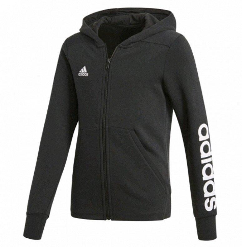 13% off Girls Adidas Hooded Jacket
