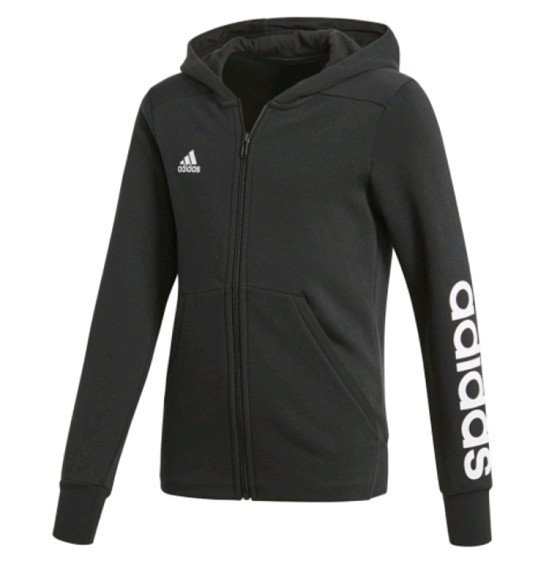 13% off Girls Adidas Hooded Jacket