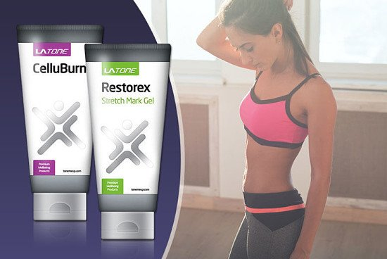 Get Restorex for just £5.00 - Powerful anti-stretch-mark cream!