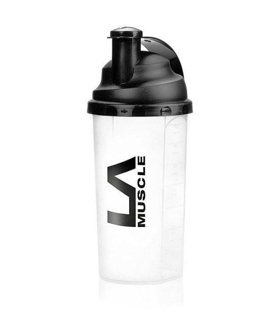 LA Muscle 700ml Shaker Just 99p!