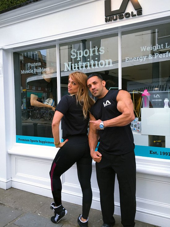 20% Off ALL LA Muscle Orders!