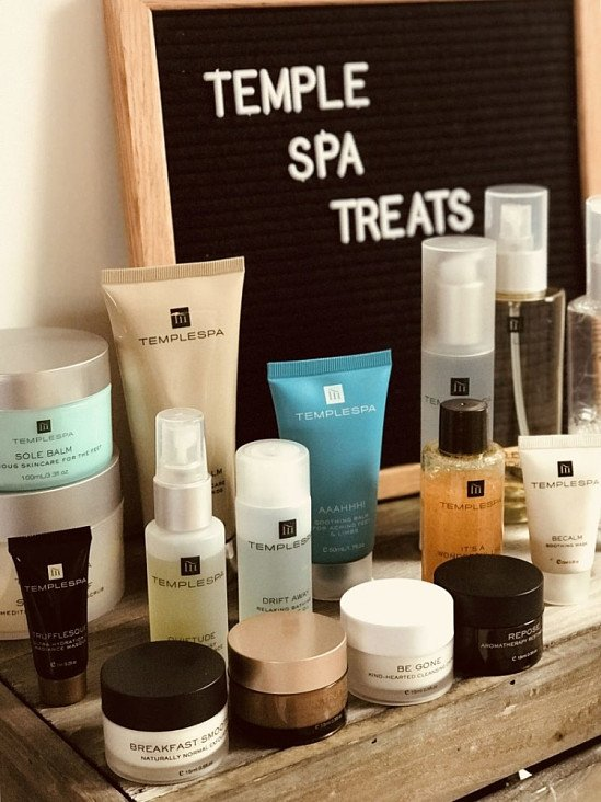 Free UK Delivery on all Skincare, Beauty, Spa & Gift Orders over £50 - Save £3.95!