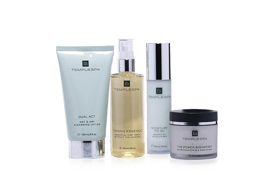 Save £21 on 4 Essential Skincare Products + Free Bag!