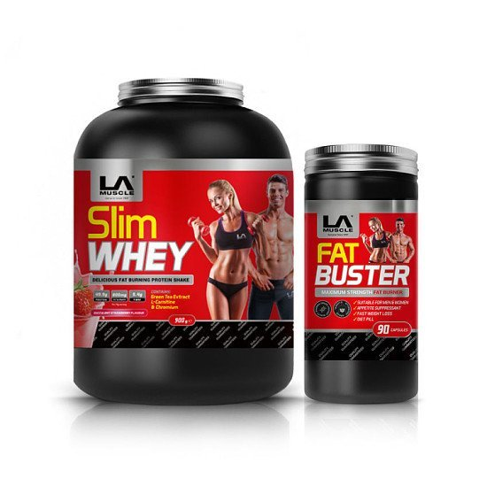 Get 1x Fat Buster FREE With All Orders Over £40!