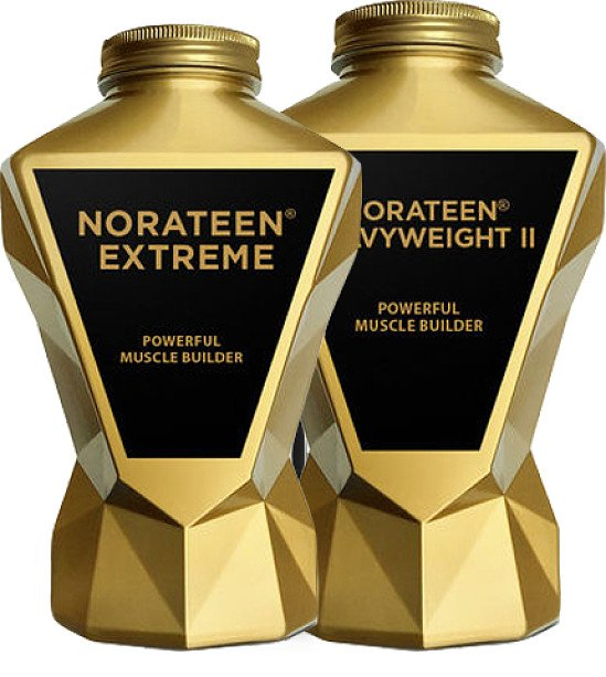 Buy Extreme Guaranteed Muscles Bundle Get 1x Norateen Gold Trial FREE!