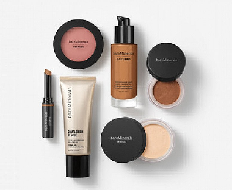 10% off Bare Minerals with code BAREM!