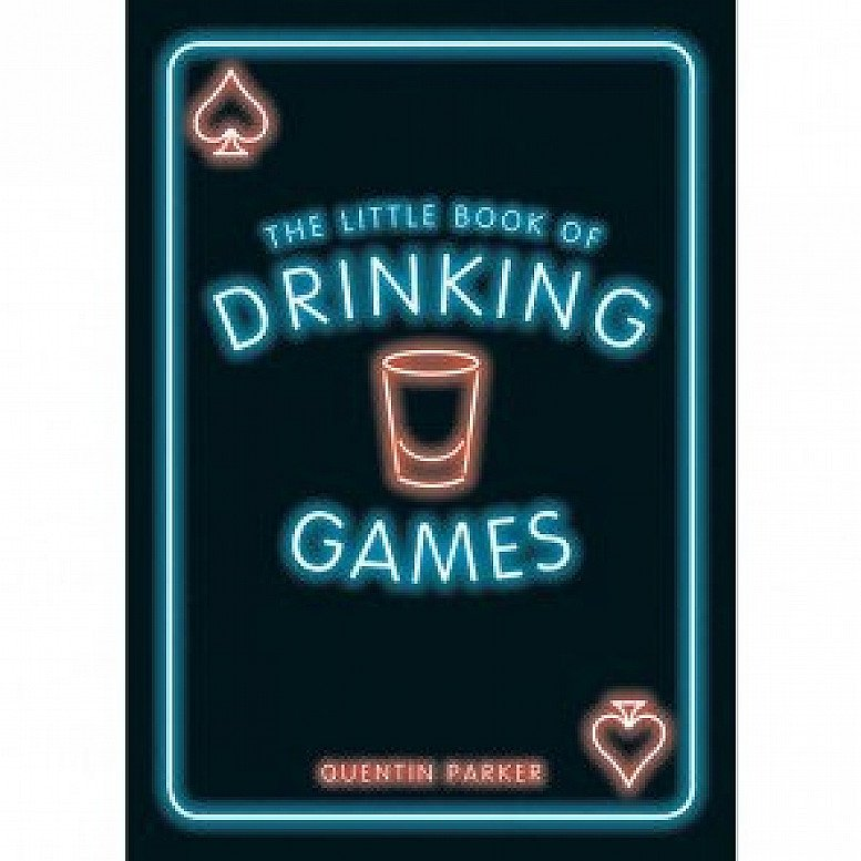 The Little Book of Drinking Games - For Only £6.99!
