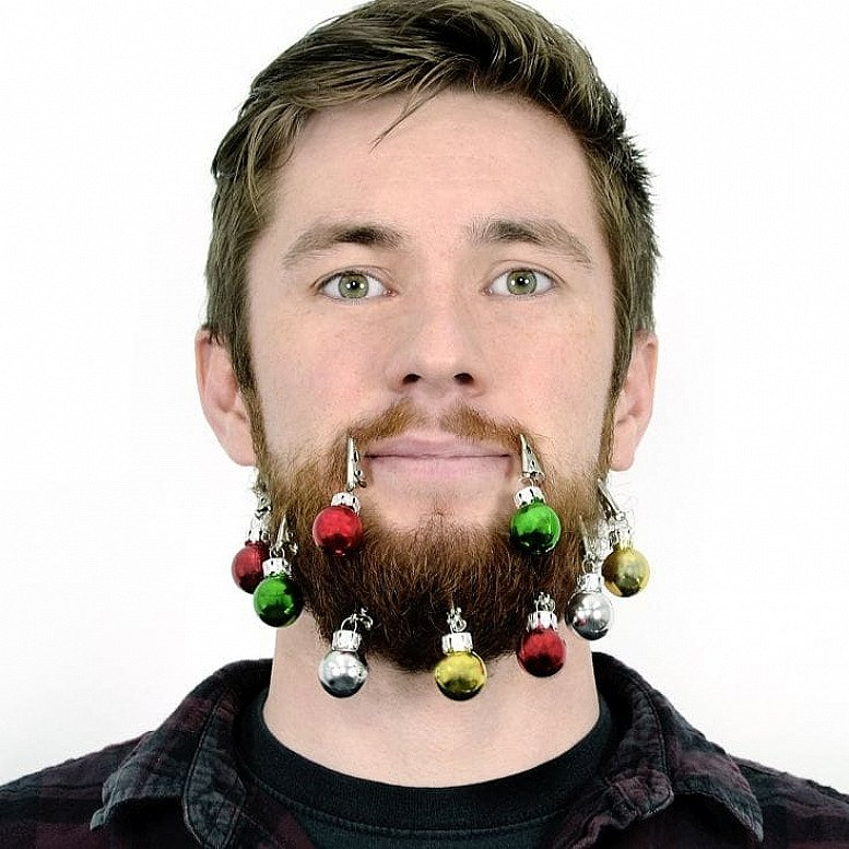 Beard Baubles - Only £6!