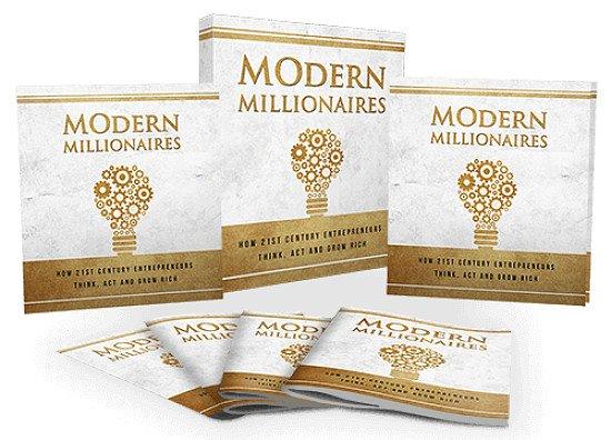 Modern Millionaire. This is an e-Book