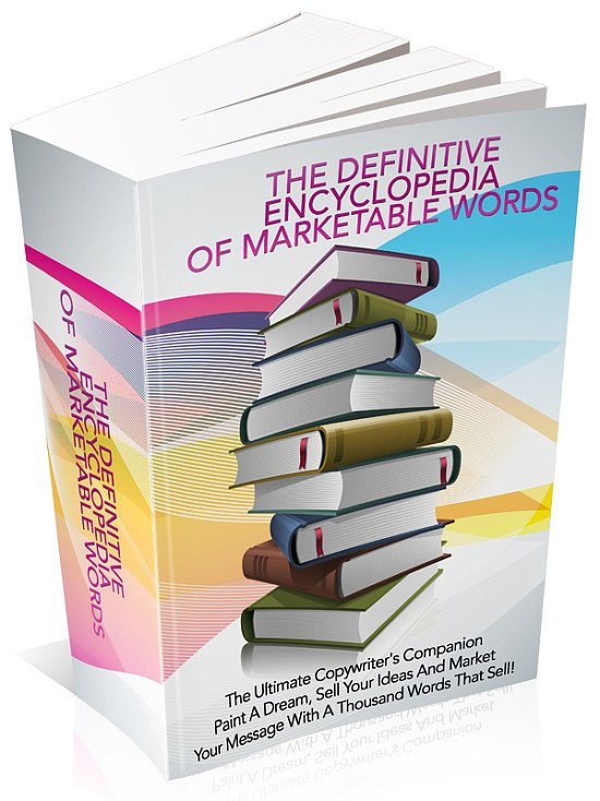The Definitive Encyclopaedia Of Marketable Words-this is an e-Book
