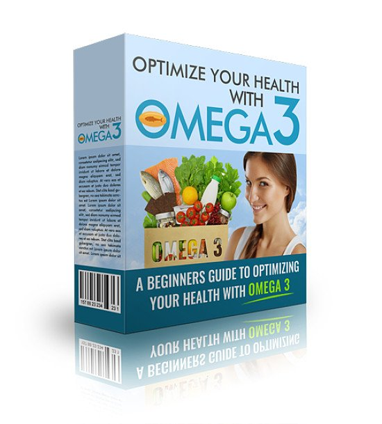 Optimize Your Health with Omega 3- This is an e-Book