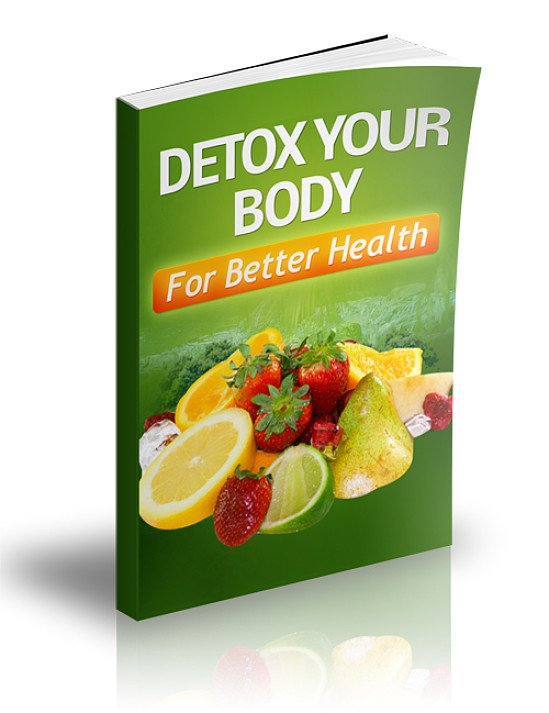 Detox Your Body-This is an EeBook