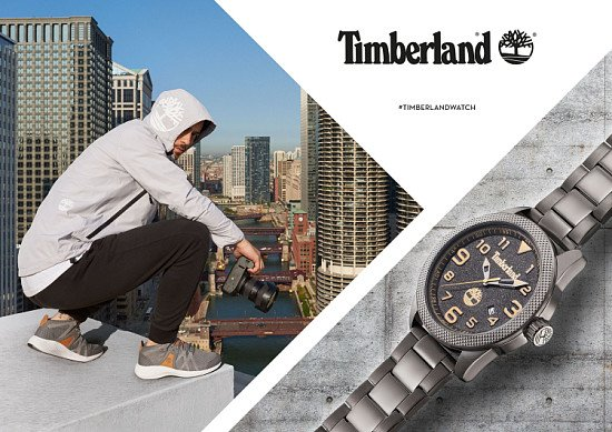 75% off Timberland collection