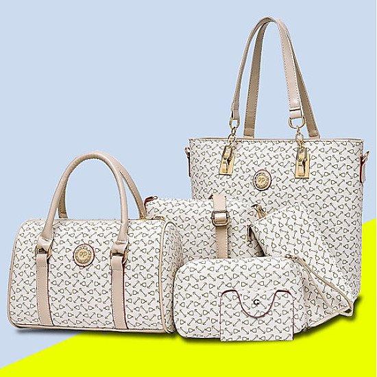 Womans 5pc bag set