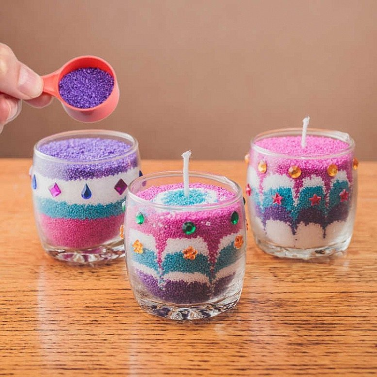 Candle Making Kit - Try something different with this Candle Making Kit - Only £15!