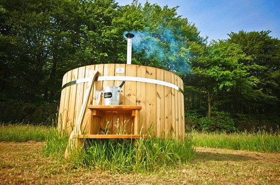 50% off Rum in a Tub - Glamping Retreat