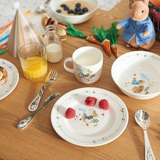 Wedgwood 12 Days of Christmas – Day 3 – 15% Off Peter Rabbit Collection