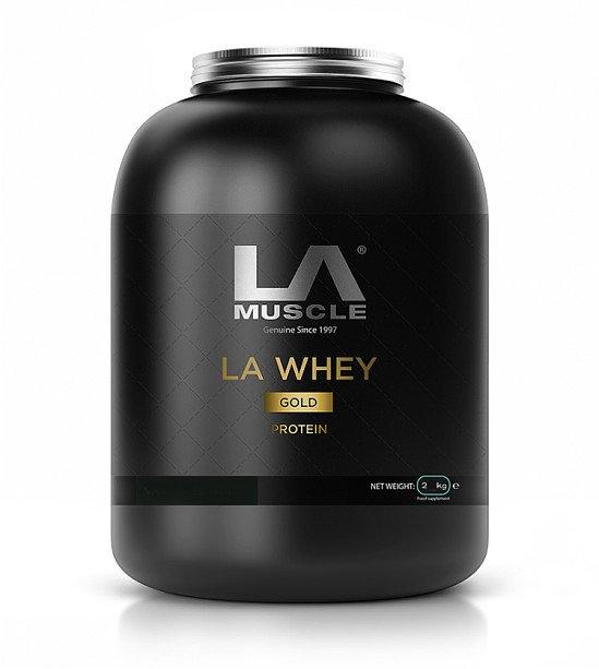 Get 30% Off LA Whey Gold 2kg!