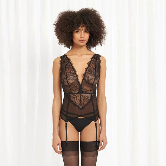 10% off the Provocative Gifts Collection - inc. the ASIA SOFT BASQUE BLACK £40.00