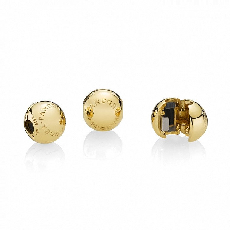 Up to 50% Off on selected Pandora - SHINE LOGO CLIP