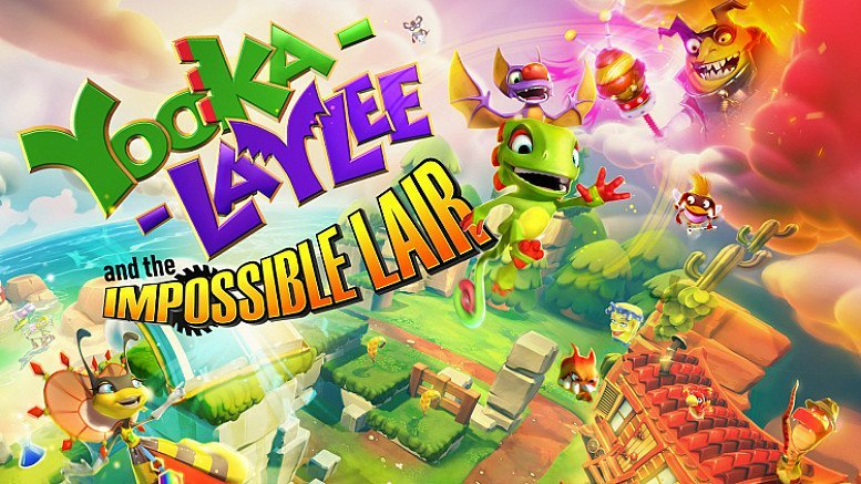 SAVE- YOOKA - LAYLEE AND THE IMPOSSIBLE LAIR