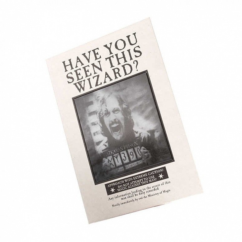 SAVE £9.00 on Harry Potter - Lenticular Notebook!