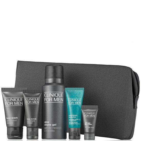 Treat the man in your life with up to 60% off our selection of men's grooming essentials!