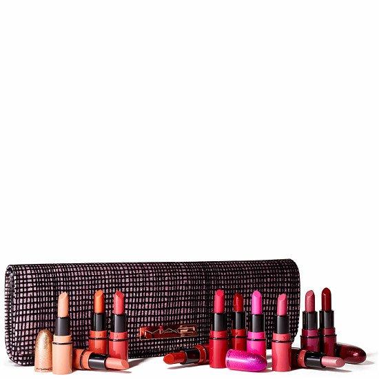 Enjoy up to 30% off your beauty favourites - MAC Taste of Stardom Mini Lipstick Kit