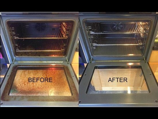 SAVE £30 OFF PROFESSIONAL OVEN CLEANING