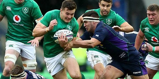 Win tickets to Ireland vs Scotland in Dublin in the 2020 Guiness Six Nations