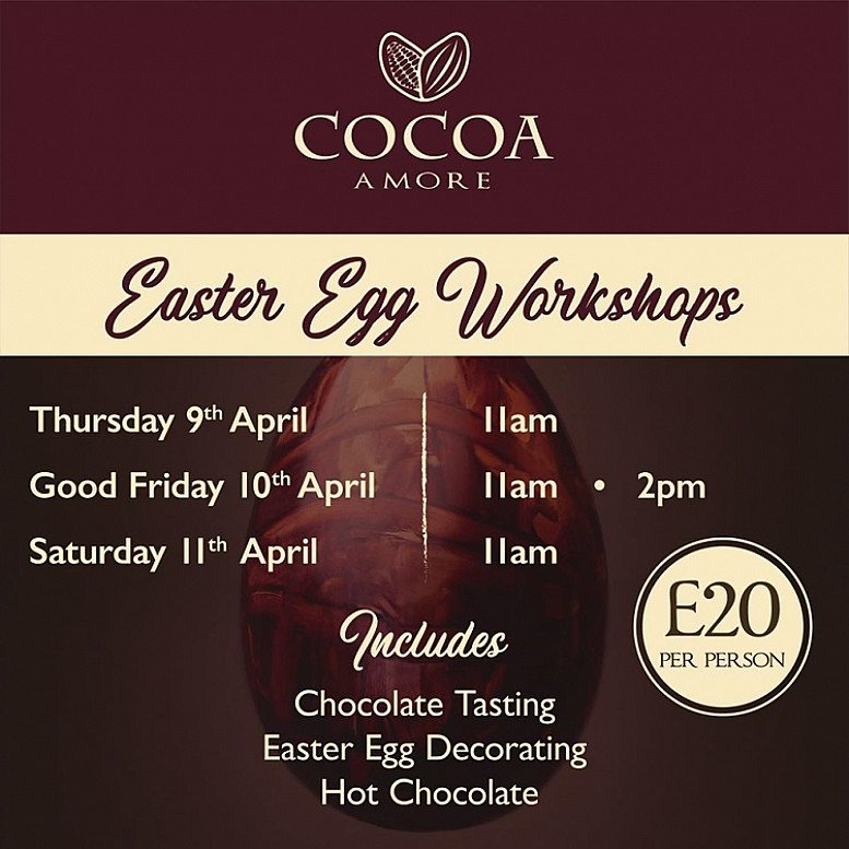 Looking for something to do with the family this Easter?