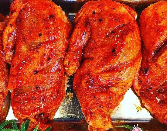 Bacon Flavoured Chicken
