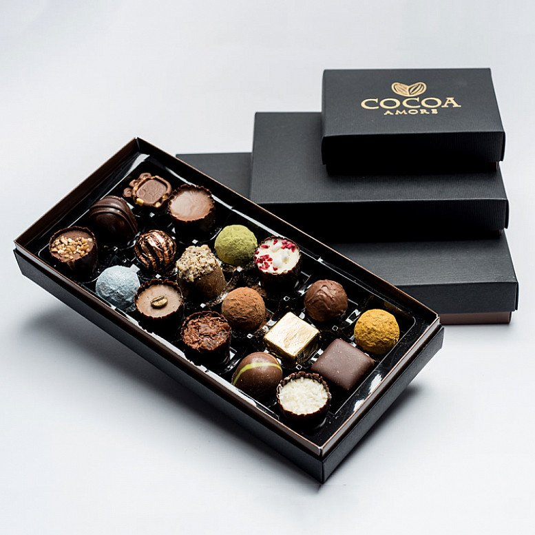 Make your own for Valentine's Day - Seasonal Selection Boxes