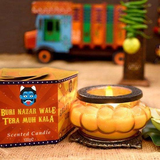 Great Indian Caravan Candles in Glass Regular - £9.99!