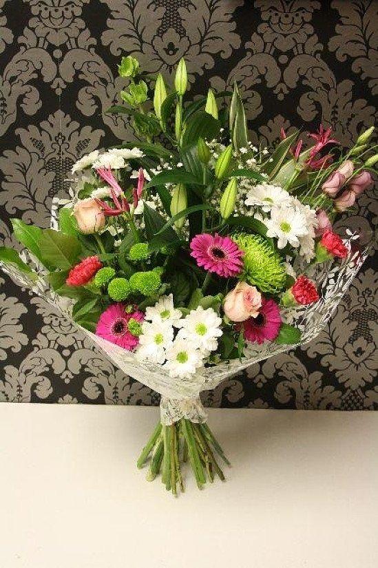Florist Choice: Hand Tied Bouquet - £29.95!