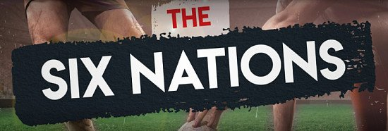 LIVE RUGBY- Six Nations