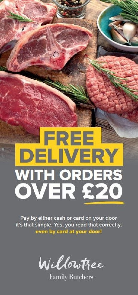 This is who we are & what we do, a family run butchers supplying quality meat and service!