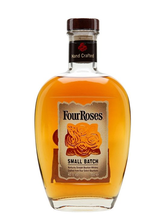 Gifts for Mum - Four Roses Small Batch 70CL: £28.45