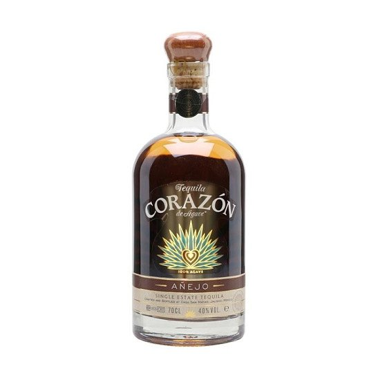 Corazon Anejo Single Estate Tequila 70CL - £36.95!