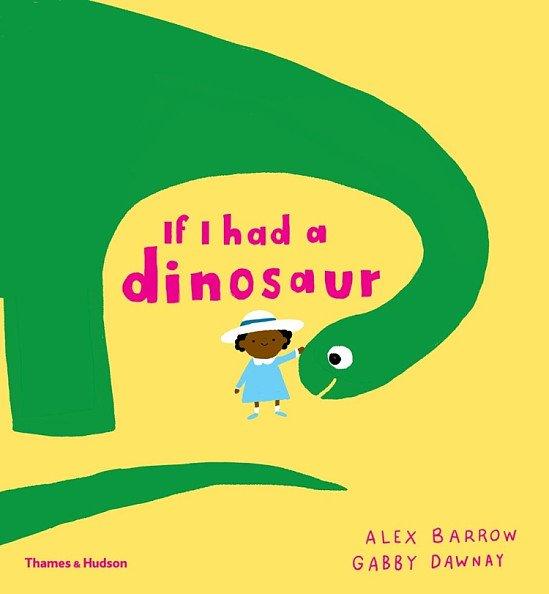 Kids Books - If I had a dinosaur: £10.95!