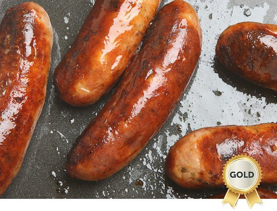 Award winning sausages - Over forty mouth watering flavours